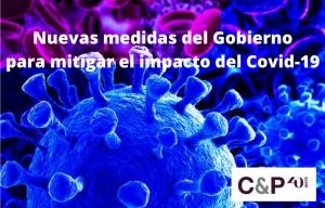 COVID-19. El Gobierno aprueba nuevas medidas para ampliar la protección a los colectivos más vulnerables, empresas y autónomos